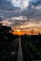 Sunset Track